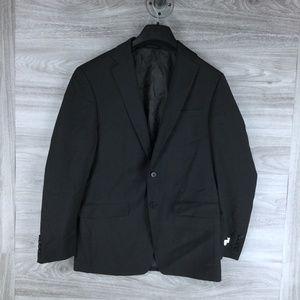 Calvin Klein Wool Blend Suit Blazer